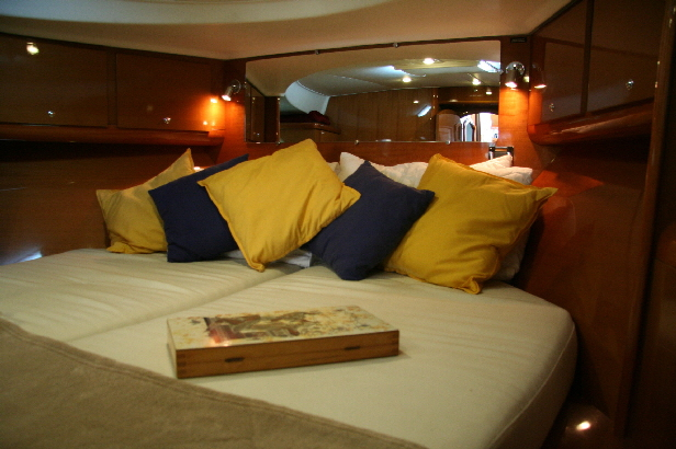 Forward Guest Cabin,